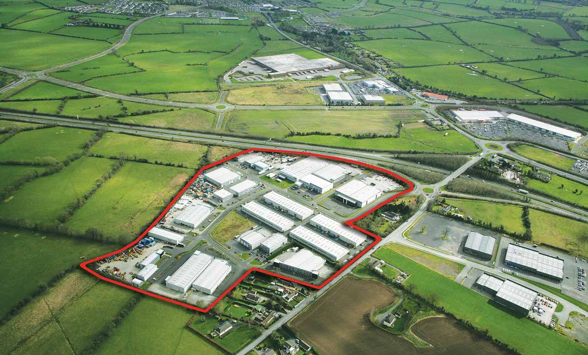 M7 Business Park – over 400,000 sq.ft. of high tech industrial. Logistics and office space managed by Henry Wiltshire